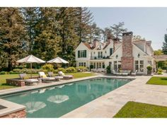 Could this backyard be anymore picturesque? Atherton, CA Coldwell Banker Residential Brokerage $18,900,000