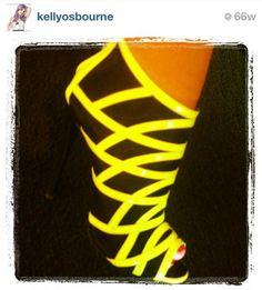 18 Best Celebrity Shoe Instagrams