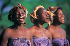 Singing Women of Malawi.  Travel to Africa with Nomad Adventure Tours on your next holiday.