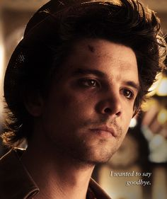 """Andrew Lee Potts as the Hatter on SyFy's """"Alice"""". Best hatter ever, suck it johnny!"""