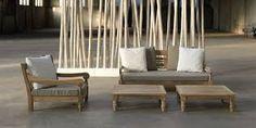 Afbeeldingsresultaat voor loungeset hout