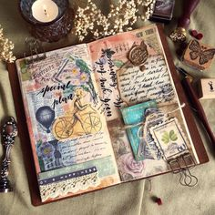 """124 Likes, 4 Comments - molly.qiqi (@molly.qiqi) on Instagram: """"Journalling is the leisure time for my own. Ordinary days also deserve to be cherished."""""""