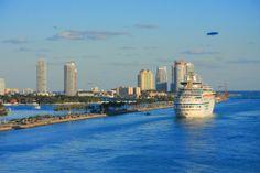 #Miami, uno de los pocos lugares donde se puede disfrutar de un clima cálido durante los doce meses del año, ideal para disfrutar de unos días de descanso en #EEUU. http://www.bestday.com.mx/Miami-area-Florida/