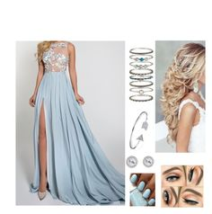 """""""Untitled #83"""" by amanda-nielsen on Polyvore featuring Lurelly, Accessorize and Bling Jewelry"""