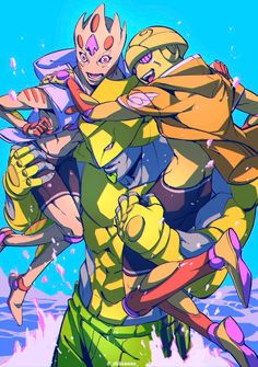 """おつかれサマー! 🌊🌊🌴 Jojo's Bizarre Adventure Anime, Jojo Bizzare Adventure, Bizarre Art, Jojo Bizarre, Manga Anime, Anime Art, Dragon Rey, Jojo Stands, Character Art"