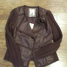 NWOT anthropologie jacket NWOT elevenses at anthropologie jacket.  Retail $198 Anthropologie Jackets & Coats