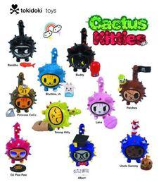 31 Best Tokidoki Cactus Kitties Images In 2015 Cactus