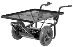 PAWPower Assisted Wheelbarrow 44023 Power Assisted Weelbarrow with 29 by Steel Cargo Deck *** Check this awesome product by going to the link at the image. Powered Wheelbarrow, Electric Wheelbarrow, Lawn And Garden, Garden Tools, Yard Waste, Outdoor Gardens, Indoor Gardening, Garden Accessories, Deck