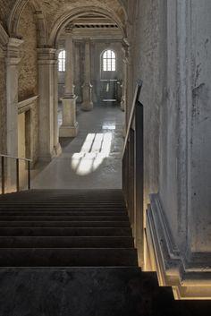 TA Architettura, Alessandra Chemollo · Scuola Grande della Misericordia