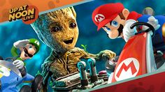Guardians of the Galaxy Vol. 2 Reviews Mario Kart 8 on Switch and Playstation Plushies! - Up At Noon Live! Plus we find out what What Remains of Edith Finch! April 27 2017 at 07:00PM  https://www.youtube.com/user/ScottDogGaming