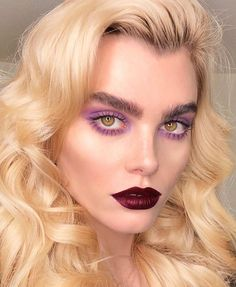 Modern runway beauty and makeup ideas for Kate Beavis Your Vintage Life, vintage… – Beauty Make up Styles Runway Makeup, Glam Makeup, Pretty Makeup, Love Makeup, Makeup Inspo, Makeup Art, Makeup Tips, Makeup Looks, Makeup Ideas