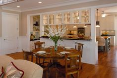 Pass Through Cabinet To Dining Area    Add Drawers And Cabinets On Dining  Side    Plantation By The Sea   Tropical   Dining Room   Hawaii    Archipelago ...