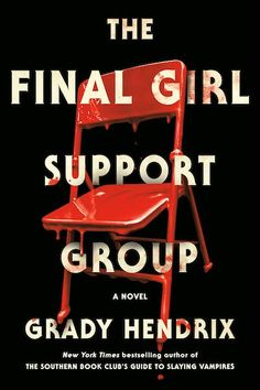 12 New Books We Can't Wait To Read This Summer | The Everygirl Book Club Books, New Books, Book Nerd, The Final Girls, Slasher Movies, Horror Movies, Horror Fiction, Scary Movies, Thriller Books