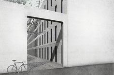 Abschlussarbeit: SchauArchiv , Kristina Schoenewolf, Bauhaus - Universität Weimar - Campus Masters | BauNetz.de