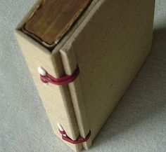 Ma Nao Books's Chinese bindings & boxes - wraparound case