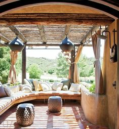 glas pergola markise interessant  Terrasse modern holz