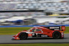 Mazda Returns to Sharp End of IMSA WeatherTech Championship Prototype Field - Mazda Raceway Laguna Seca