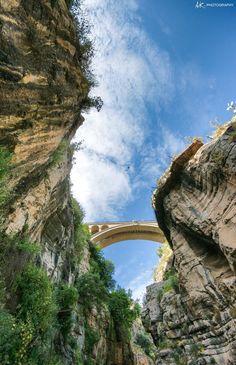 Le Pont sur le Rhumel Constantine Algérie