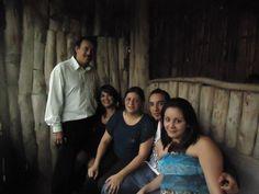 mi esposo y mis hijastros
