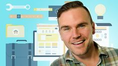 Udemy Ultimate Web Designer & Developer Course Build 23 Projects - The Best Picture Of Developer What Is Css, Discipline Plan, First Web Page, Coding Courses, Amazing Websites, Photoshop Projects, Web Design Projects, Application Design, Learn A New Skill