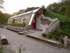 Earthship Home - Manitoulin Island, Ontario, Canada