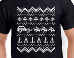 Funny Christmas TShirt Christmas Gift Ideas Christmas T-Shirts Merry Christmas Ugly Christmas Shirt Christmas Outfits X-Mas Mens Tee - DN200