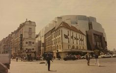 Ott vindicated: a glimpse of a new architecture for historic Paris. Paris; An Architectural History, Anthony Sutcliffe 1993.