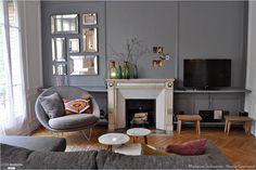 Rénovation et décoration d'un appartement de 90 m2 à Paris 10 ème, Paris 10, Nancy Geernaert - architecte d'intérieur