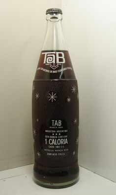 Tab. One crazy calorie
