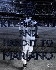 There is nothing like watching Mariano take the field to close a game!