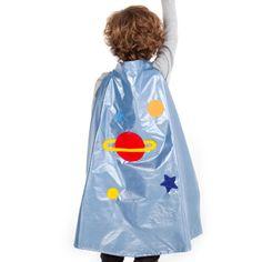 cape-space boy 3-7 years. #costumes #disfraz #superhero #superheroe