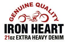 iron heart jeans logo - Google Search