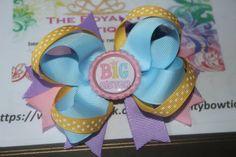 Big sister bow