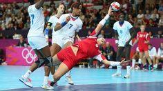 28-07-2012 - Handball - HB - Women - LOKE Heidi