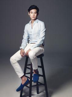 Photos of Kim Soo Hyun for 'ZioZia' – update – KimSooHyun…