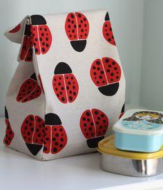 DIY Lunch Bags « thelongthread.com