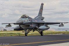 F-16C Fighting Falcon Turkish Air Force Exercise Anatolian Eagle 2016 Turkey