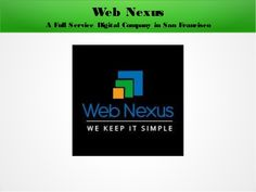 Web Nexus is a reliable source to boost your brand value. As a great brand management company, we always analyze available resources and then the targeted audience. Browse our website today to know more about us!