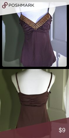 BCBG MAX AZRIASleeveless Silk Top BCBG MAX AZRIASleeveless Silk Top. Like New. In perfect condition. BCBGMaxAzria Tops Tees - Short Sleeve