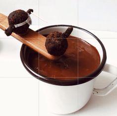 El Duelo  #chocolate #brownies #felicidad #foodporn #fudge