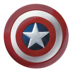 Captain America: the First Avenger Metal-Look Shield - OrientalTrading.com