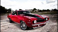 Awesome 1969 camaro