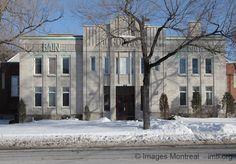 Hogan Bath,                                                2188 Wellington street, Montreal.                                         Built in 1931
