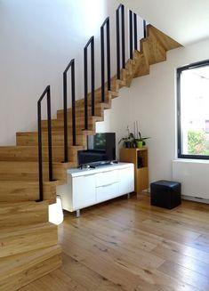 Balustrade Design, Stair Railing Design, Home Stairs Design, Staircase Railings, Home Interior Design, House Design, Wooden Front Door Design, Wooden Front Doors, Fancy Fence