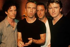 Peter Jones, Drummer for Crowded House, Dead at 45 | Music News | Rolling Stone. May 20