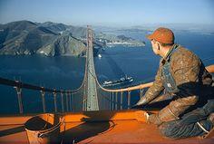 Kuckó Design: A világ 100 csodája #01 - a Golden Gate híd