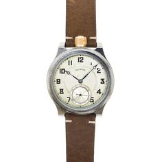 The Springfield 212 – Vortic Modern Watches, Vintage Watches, Most Beautiful Watches, Watch Companies, Watch Case, American Made, Precious Metals, Artisan, Antique Watches