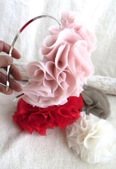 Top 10 Fashionable DIY Hair Accessories