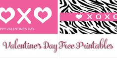 Valentine's day free printables. Chocolate candy bar wrappers