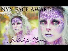 NYX FACE AWARDS 2016 | Fairy Tales | Lady of the Lake - YouTube